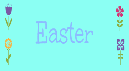 Easter small