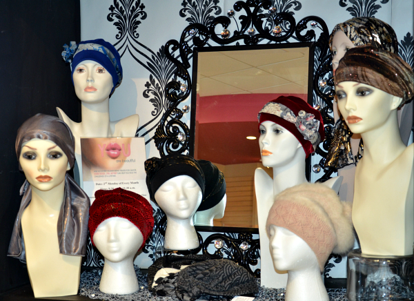 boutiques pink hats