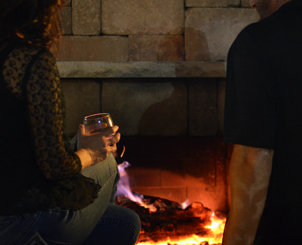 uncorked fire