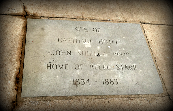 civil war museum starr hotel site