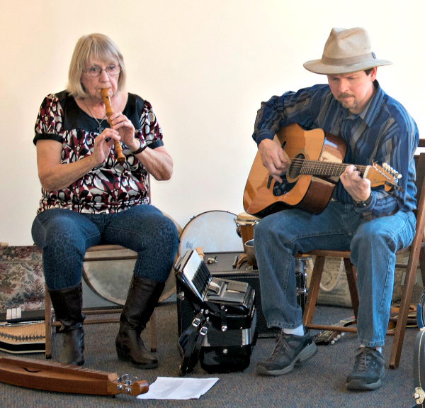 first thursday ozark bards