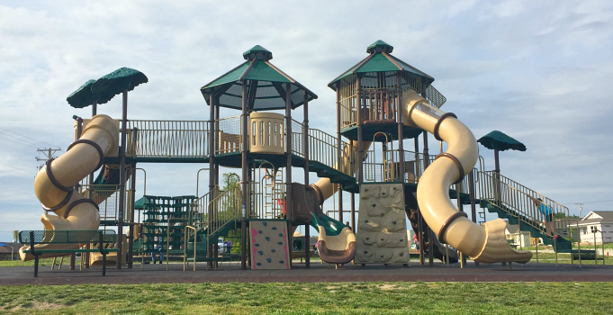 cunningham tall playground