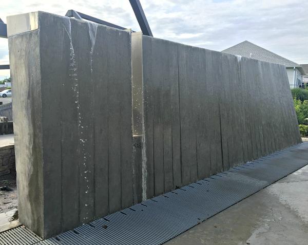 cunningham waterwall