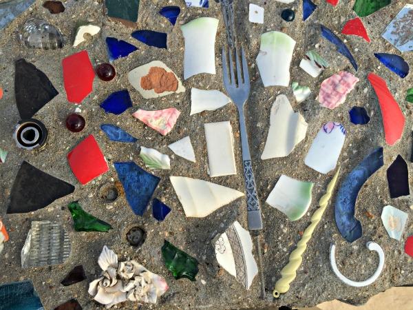 cunnningham debris mosaic 1