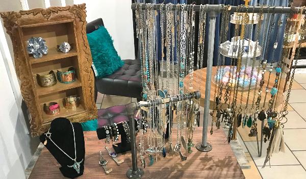 blush jewelry
