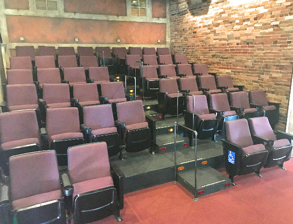 bookhouse theater seats