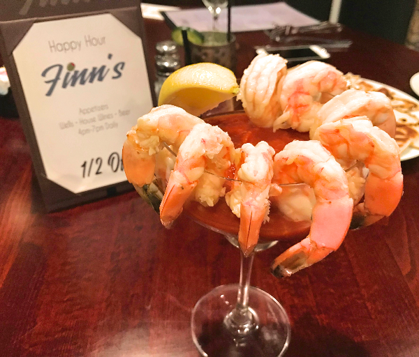 finns shrimp cocktail